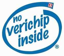 No Verichip Inside!