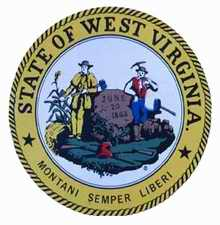 West Virgina state seal