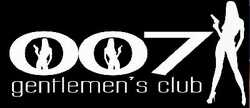 007 Gentleman's Club logo