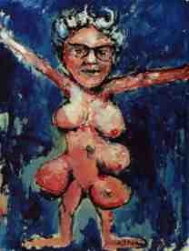 mary whitehouse with 5 breasts