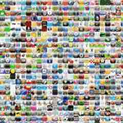 multitude of apps