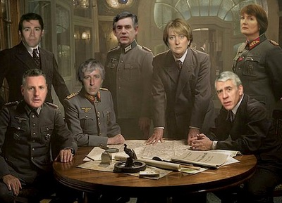 Labour nazi war room