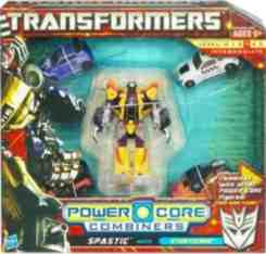 transformers spastic