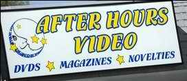After Hours sign