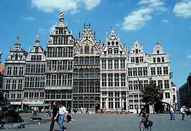Antwerp hsitoric buildings