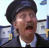 Blakey from On the Buses