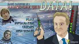 Hands off our data game