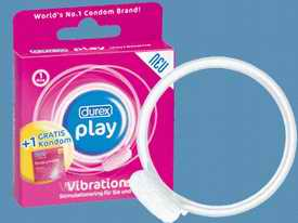 Durex vibrating ring