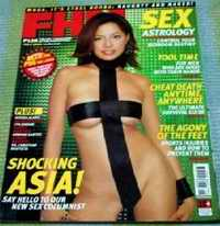 FHM July 2006 cover