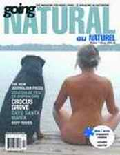 Going Natural magazine cover