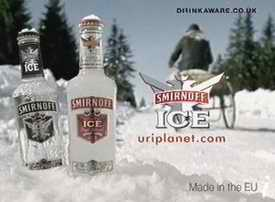 SmirnoffIce advert