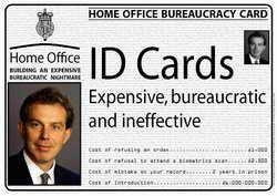 spoof ID card