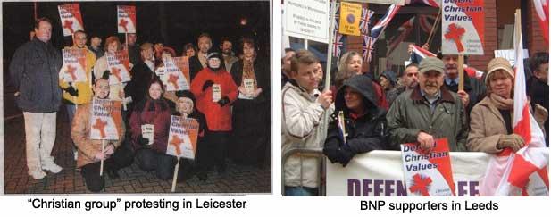 Jerry Springer protestors