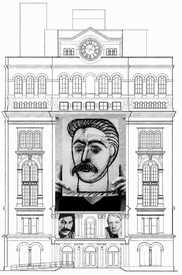 Stalin on the Cooper Union