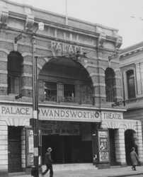 Palace Theatre of old