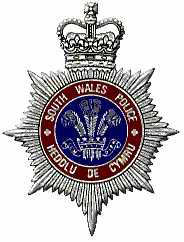South Wales Police badge