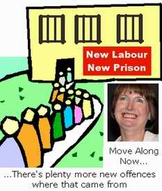 New Labour New Prison