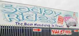 Soapy Rides: The best hand job in town