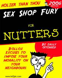 Sex Shop Fury for Nutters book