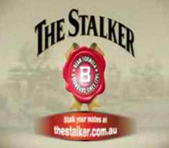 The Stalker advert screen shot