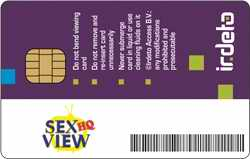 SexView HQ viewing card