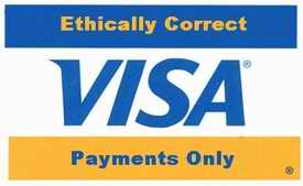 Ethically Correct Visa