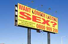 Want Longer Lasting Sex? billboard