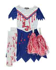 asda halloween cheerleader