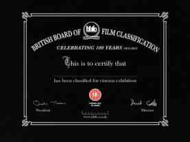 bbfc 100 years of censorship