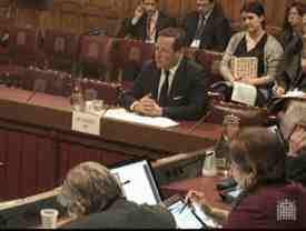 communications committee ed vaizey