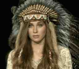 trelise cooper indian headress