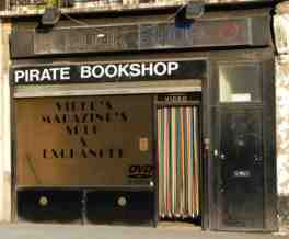 pirate bookshop kings cross