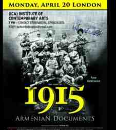 1915 in armenian documents