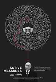 Poster Active Measures 2018 Jack Bryan