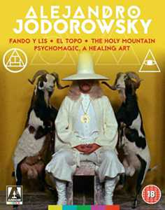 Alejandro Jodorowsky Collection poster