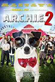 Poster Archie 2 2018 Robin Dunne