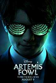 Poster Artemis Fowl 2020 Kenneth Branagh