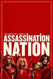 Poster Assassination Nation 2018 Sam Levinson