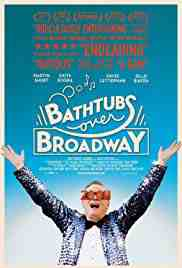 Poster Bathtubs Over Broadway 2018 Dava Whisenant