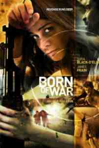 Poster Born of War 2013 Vicky Jewson