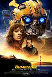 Poster Bumblebee 2018 Travis Knight