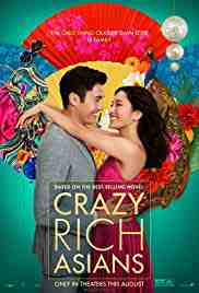 Poster Crazy Rich Asians 2018 Jon M Chu