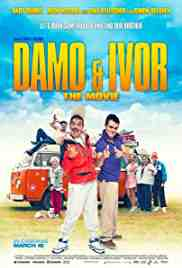 Poster Damo and Ivor the Movie 2018 Rob Burke and Ronan Burke