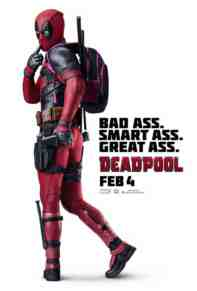 deadpool bad ass