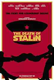 Poster Death of Stalin 2017 Armando Iannucci