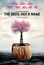 Poster Devil Has a Name 2019 Edward James Olmos