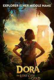 Poster Dora and the Lost City of Gold 2019 James Bobin