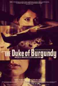 Poster Duke of Burgundy 2014 Peter Strickland