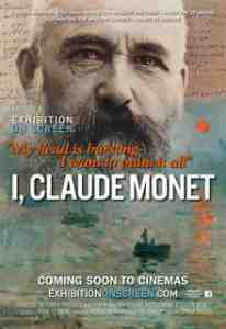exhibition on)screen monet