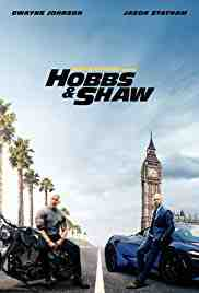 Poster Fast and Furious Presents Hobbs and 2019 David Leitch